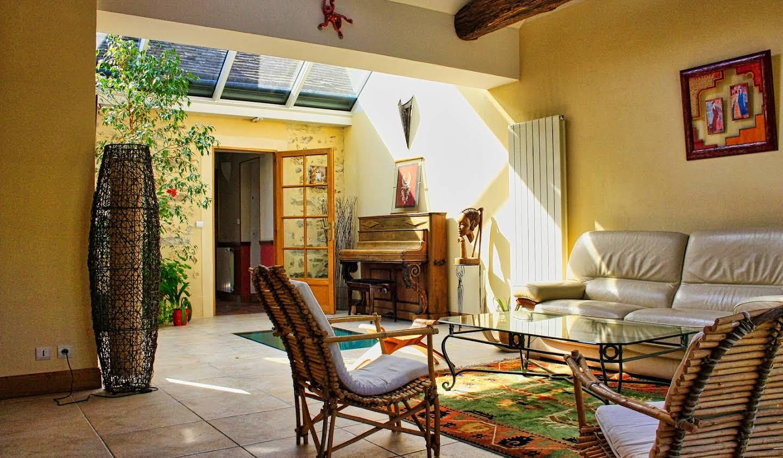 Maison avec jardin Saint-Cyr-sous-Dourdan