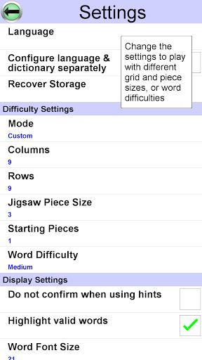 puzzle word screenshot 3