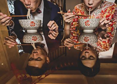 婚礼摄影师Xiang Qi(anelare)。14.10.2017的照片