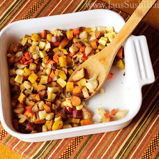 Roasted Root Vegetable Hash