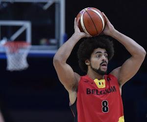 Belgian Lions maken op het einde het verschil en winnen eerste oefenmatch op stage