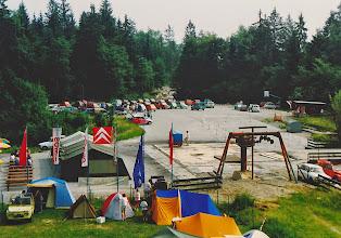 Photo: Slovenian 2CV Camp Vrhnika