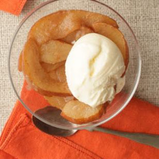 Caramelized Spiced Pears Recipe