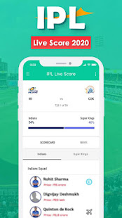 Download IPL Cricket Live Score 2020 / Live Line News For PC Windows and Mac apk screenshot 3