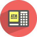ATM Cash No Cash Money Finder icon
