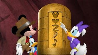 Mickey's Mystery!