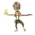Jade Monkey 3D icon
