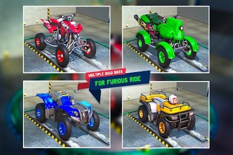 ATV Quad Bike Racing Simulator: Bike Shooting Game 4