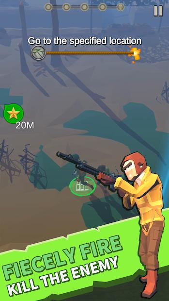 Zombie Clash: Survival