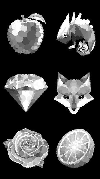 Diamond art - Diamond coloring & Easy  Relaxing Android App Screenshot