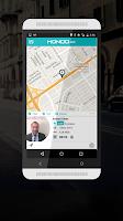 Screenshot of Mondo Ride – Your local taxi