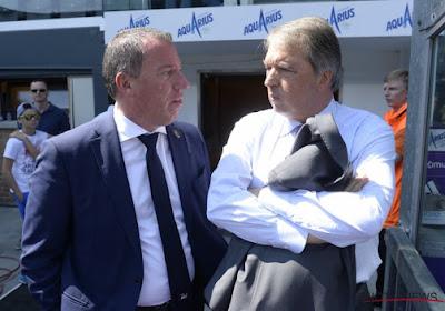 Luc De Vroe va-t-il suivre Marc Coucke à Anderlecht? Sa réaction