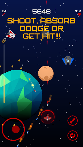 Space Survival android2mod screenshots 4