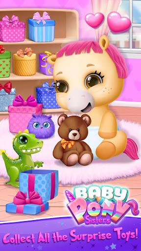 Baby Pony Sisters - Virtual Pet Care & Horse Nanny 5.0.14002 screenshots 6