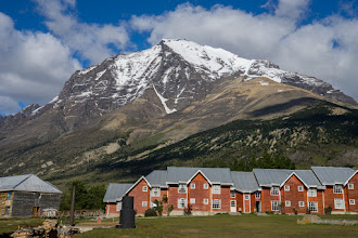 """Photo: Hosteria Las Torres is the only hotel located on the park's famous """"W"""" trail, making it a convenient home base for short excursions"""