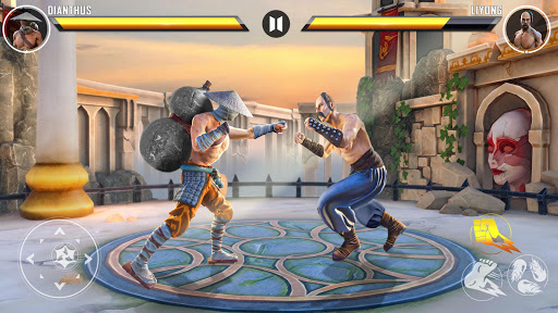 Real Superhero Kung Fu Fight - Karate New Games 3.35 screenshots 9