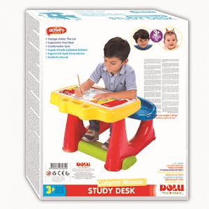 Masa cu bancuta pentru desenat sau invatat