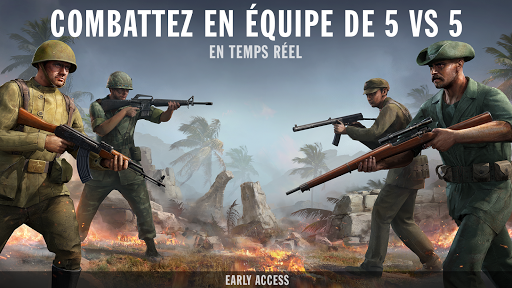 Forces of Freedom (Early Access) astuce APK MOD capture d'écran 1