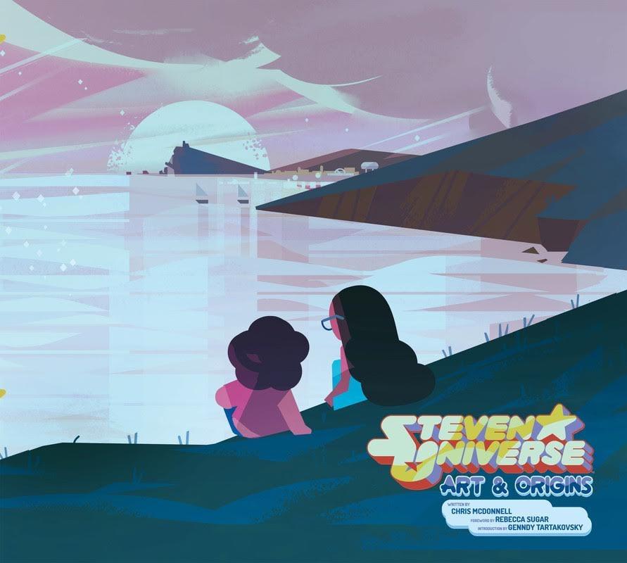 Steven Universe: Art & Origins (2017)