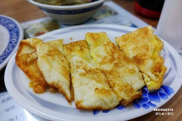 怡味餐店 ▶花蓮人氣早餐店 ▶花蓮在地早餐店 超厚實脆皮蛋餅 煎包、燒賣、壽司、味噌湯也是大人氣 食尚玩家推薦