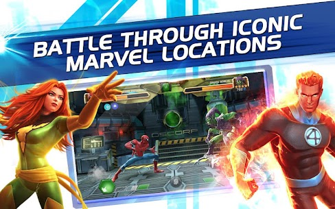 MARVEL Contest of Champions MOD Apk (God Mode) 4