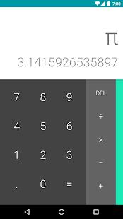 Calculator Screenshot 1