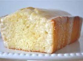 Starbucks Lemon Iced Pound Cake