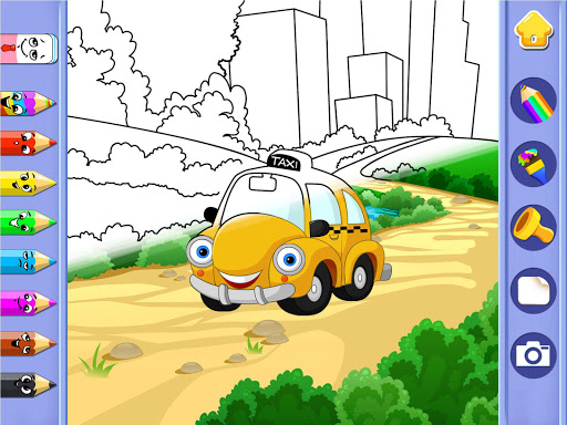 Car puzzles for toddlers screenshot 10