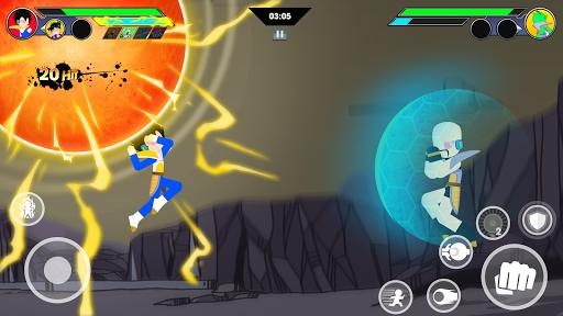 Battle Stick Dragon: Tournament Legend  screenshots 6