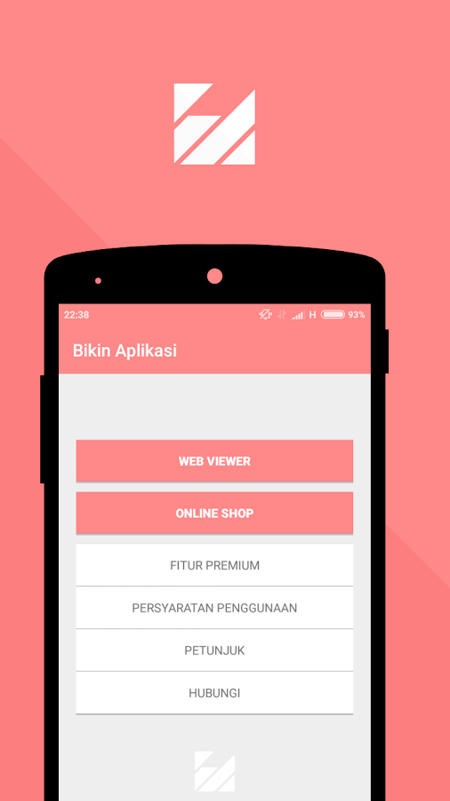 Bikin Aplikasi Web Viewer- screenshot