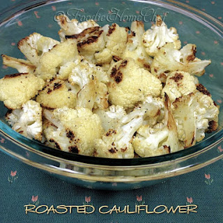 Roasted Cauliflower Recipes