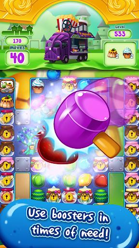 Food Burst: An Exciting Puzzle Game apktram screenshots 19