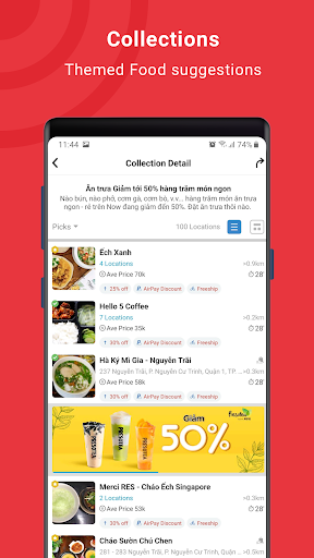Now.vn - Food Delivery 3.4 screenshots 2