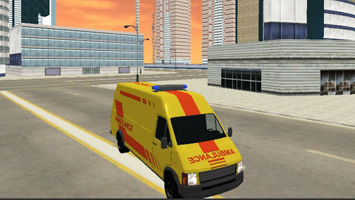 Télécharger Gratuit Ambulance Simulator Game Extreme APK MOD (Astuce) screenshots 5