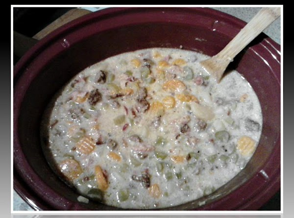 Beef And Bacon Chowder Recipe