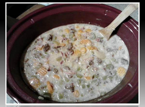 Beef And Bacon Chowder