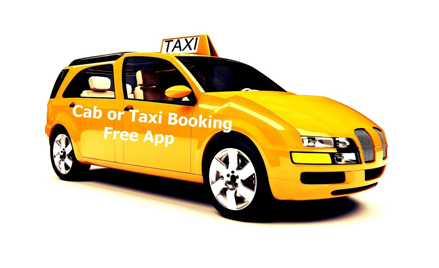 TAXI Booking - CAB Booking App- screenshot