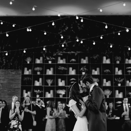Fotógrafo de bodas Diego Vásquez (KUSKA). Foto del 06.01.2018