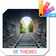 Railroad Xperia Theme