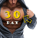 30 day challenge - CHEST workout plan icon