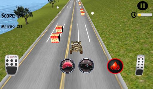 カーレースシミュレーションゲーム3D