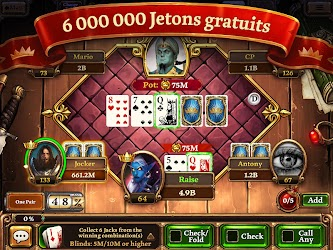 Scatter HoldEm Poker – Texas Holdem Online Poker APK Download – Free Card GAME for Android 6