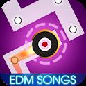 Tap Tap Dance - Happy Zigzag Music Line icon