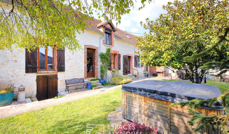 Maison avec terrasse Donnemarie-Dontilly