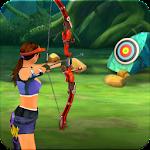 Archery Target Tournament Icon