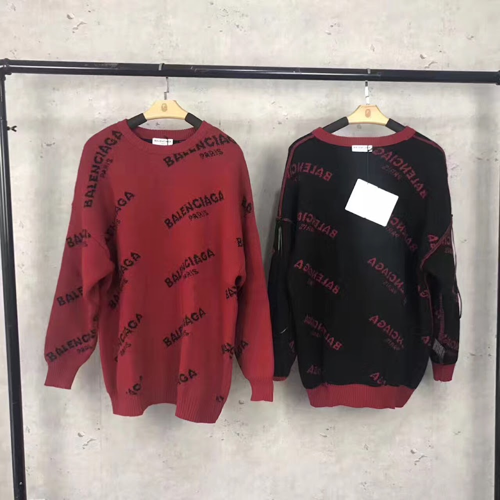 RED BAL KNIT