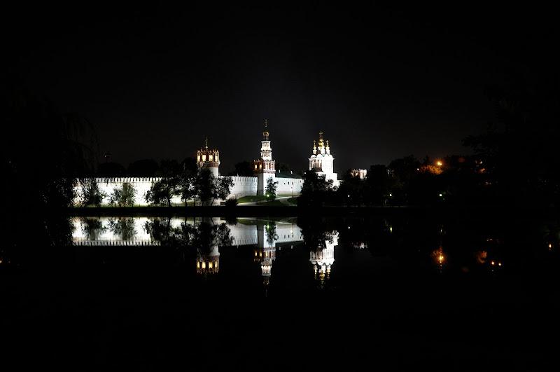 specchiarsi nella notte russa... di Francesco Di Maio
