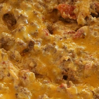 Rotel Dip With Ground Beef Recipes.