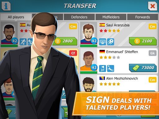 11x11: Football manager