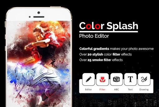 Download color splash photo android app for pc/color splash photo.